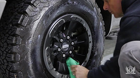 How To Apply Tire Shine Plus
