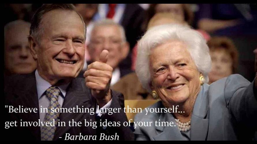A Tribute to Barbara Bush