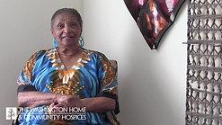 #iChooseHospice: A Graduation - Meet Shirley