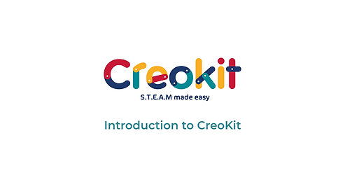Welcome to CreoKit