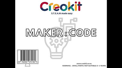 Maker Code