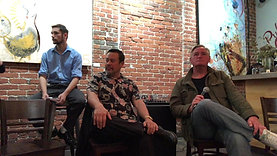 Master Class Part 1: Panel Discussion on Film Financing & Distribution