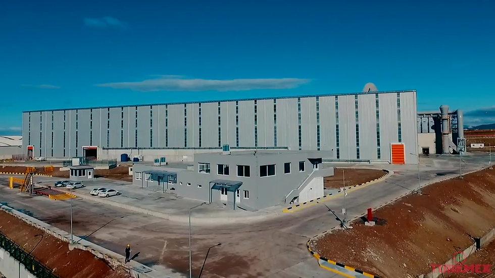 Turkmex Fabrika Tanıtım Filmi