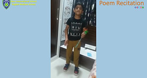 vasu international school poem recitation