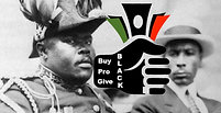 Marcus Garvey says support black, buy black