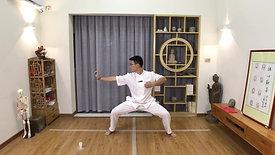 Eight pieces of brocade QiGong - Part 1