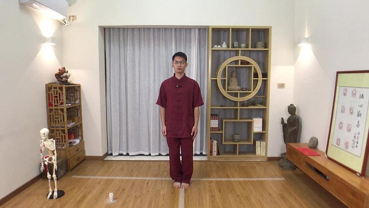 A- Yang Style Tai Chi 24 Form