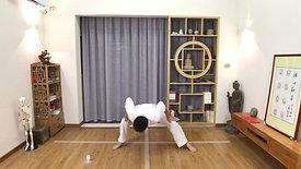 Eight pieces of brocade QiGong - Part 2