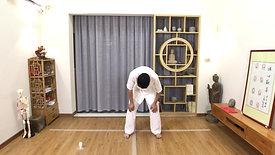 Eight pieces of brocade QiGong - Part 4