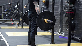 Barbell RDL's