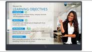 Demo 4: Employee Orientation Module