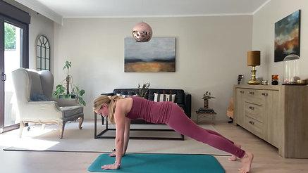 1 minute Plank Challenge