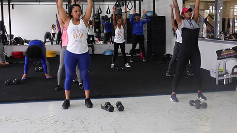 Fitness Fundraiser Boot Camp With I Am Woman Fitness - March 24, 2018