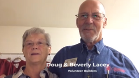 Doug & Beverly Lacey Testimonials