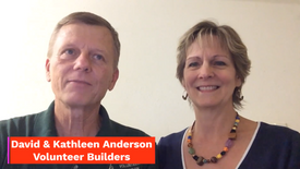 David & Kathleen Anderson Testimonial