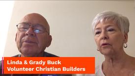 Linda & Grady Buck Testimonial