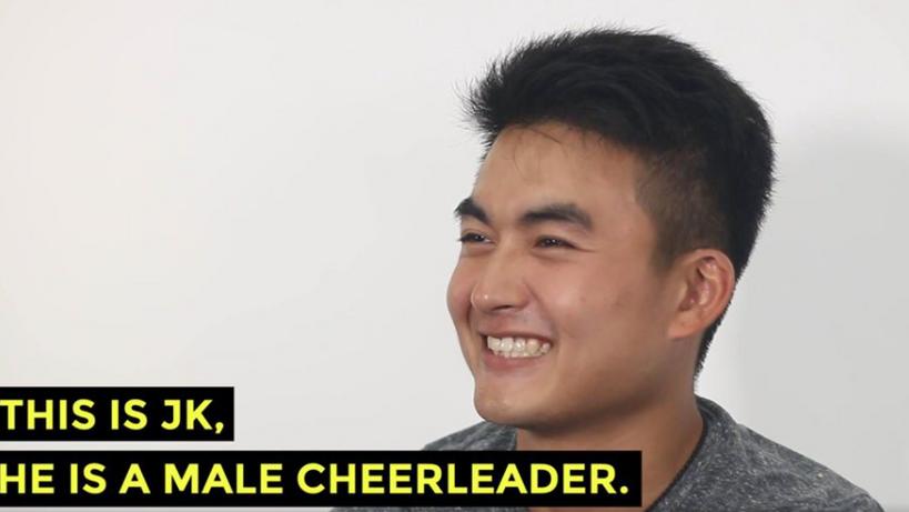 Cheering Against Gender Stereotypes