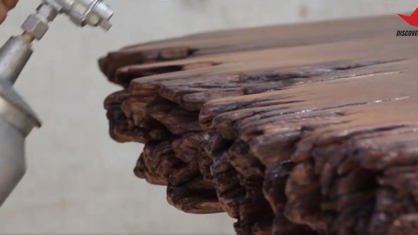 Art of Tree - Rebuilding Mother Nature