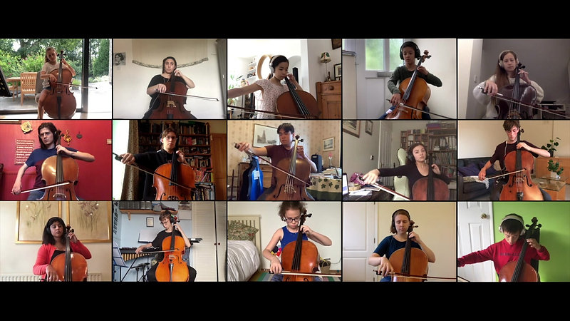 All Things Cello Final Performance