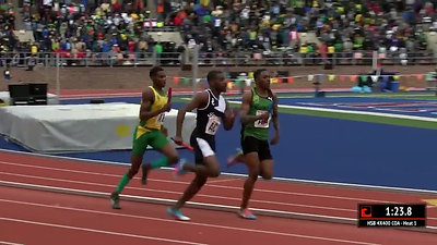 2016 Penn Relays High School Boys 4x400 Finals