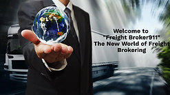 Welcome To Freight Broker911