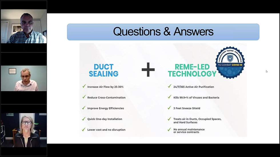 Cleaner Air for Campuses Webinar   11 26 2020