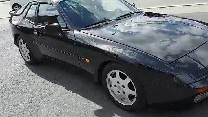 1988 951 turbo S // projeKt. //