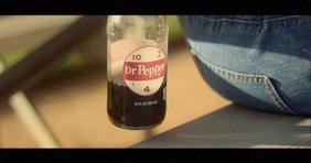 Markie for Dr. Pepper