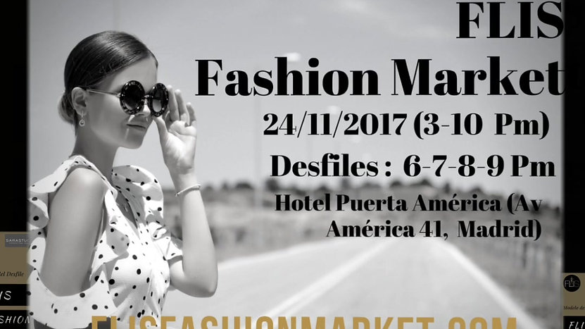 Vídeo FLIS Fashion Market Nov  2018