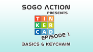 TinkerCAD Basics and Keychain