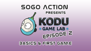 Kodu: Ep 2 - Basics and First Game