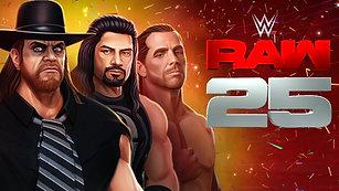 WWE Raw | 25th Anniversary