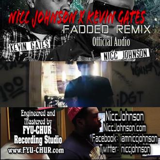 FYU-CHUR Recording Studio OKC Artist Nicc Johnson Kevin Gates