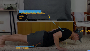Staying Home During COVID-19 Series - Upper Body Push Workout