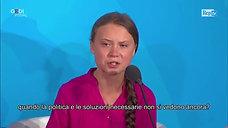 Greta Thunberg all'Onu, lacrime di rabbia contro leader- 'Mi avete rubato i sogni e l'infanzia'