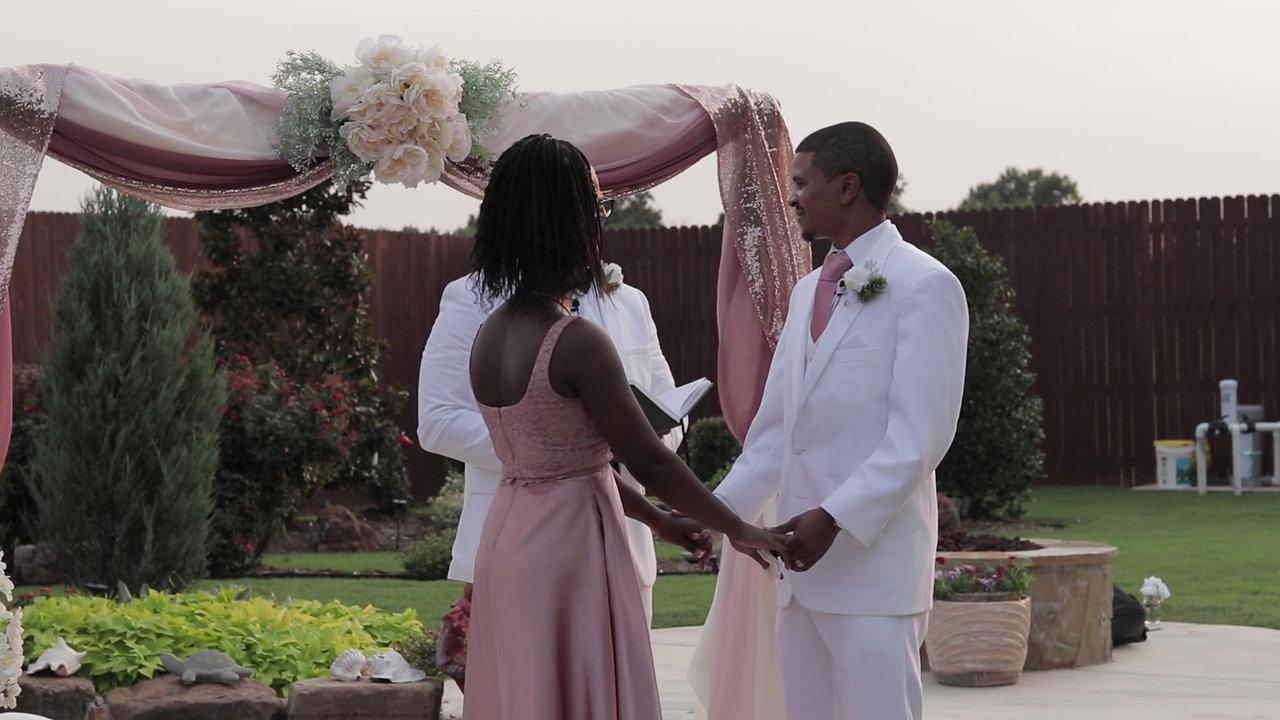 The Sharpe Wedding