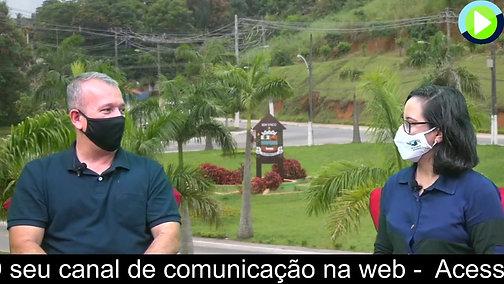 Entrevista com Major Rodrigues Pré-candidato a prefeito em Queimados