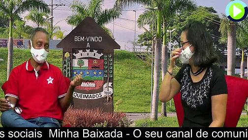A entrevista de hoje é com o Ribamar Dadinho (PT)