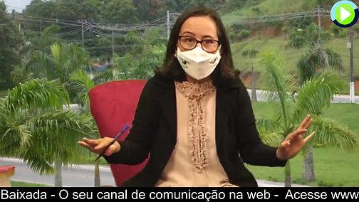 Entrevista com Glauco Kaizer Pré-candidato a prefeito em Queimados