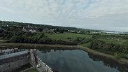Pembroke Castle FPV