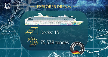 Dream Cruises - Discover a New Dream - Explorer Dream Fun Facts _ Facebook