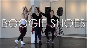 Boogie Shoes Full Dance