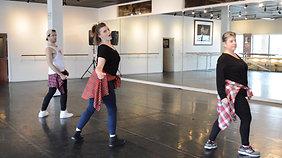Monica Malone Choreography Reel