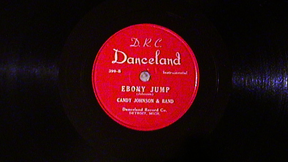 Ebony Jump by Candy Johnson Loops