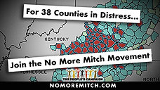 For 38 Counties In Distress...Join The No More Mitch Movement