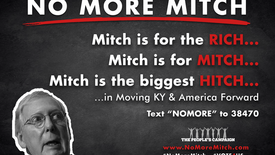 No More Mitch 2020