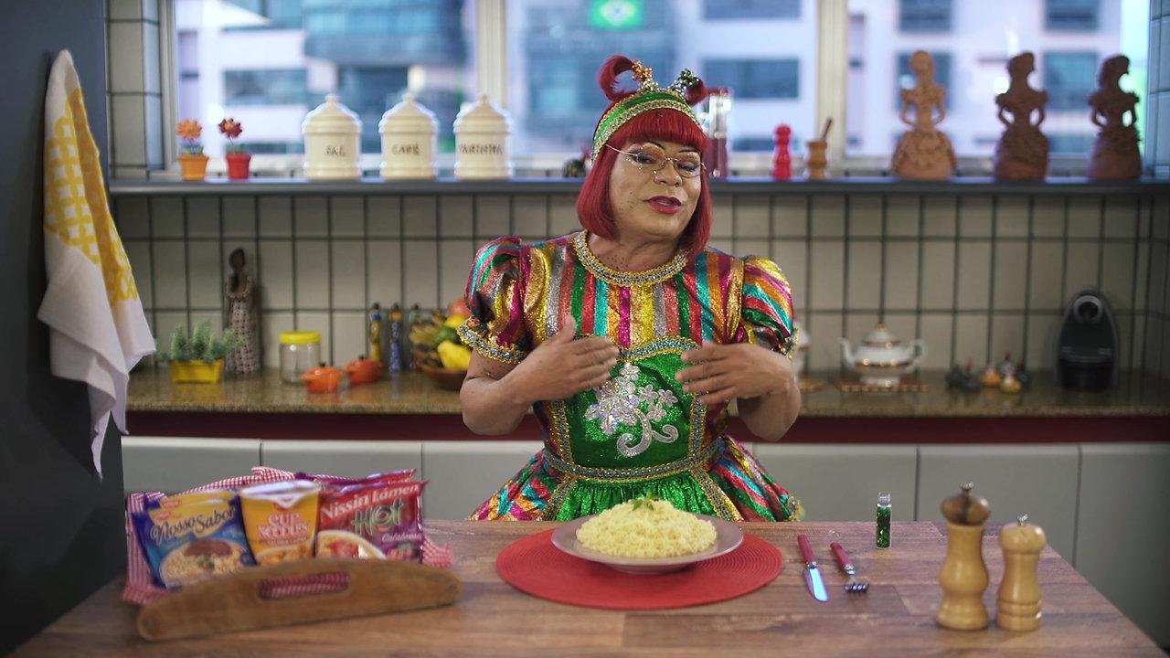 Nissin no Carnaval - Café da Manhã