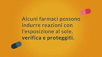 3. Farmaci & Estate - I consigli di AIFA - Sotto il sole