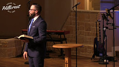 """""""The Evidence of God's Righteous Judgment""""- 2 Thessalonians 1:1-12 - Dr. Jordan N. Rogers - 8.1.2021"""