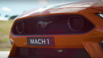 MUSTANG MACH 1| Ford Australia